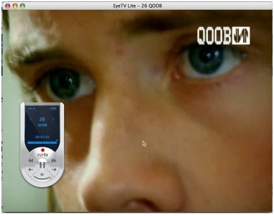 eyetv screenshot