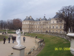 palais luxembourg