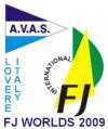 Logo Campionato Mondiale FJ 2009